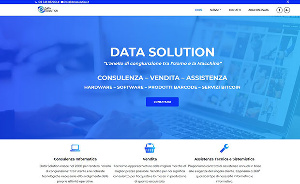 Simone Reverberi Data Solution
