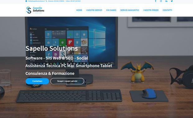 Sapello Solutions di Simone Reverberi e Silvia Cariello